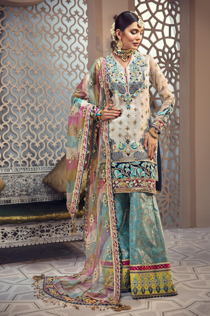 Anaya by Kiran Chaudhry X Kamiar Rokni Wedding Collection 2019 – AKW-06 - Firuzeh