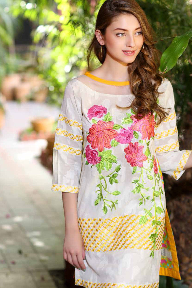 Charizma Belle 2 Piece Eid Collection – BL-02 - YourLibaas  - 1