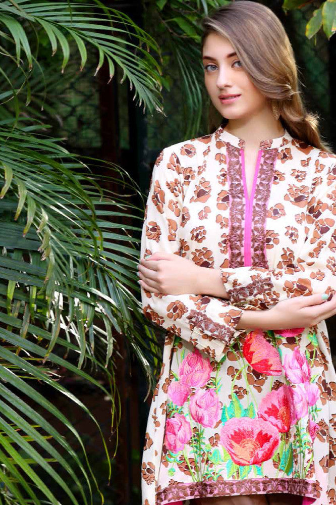 Charizma Belle 2 Piece Eid Collection – BL-08 - YourLibaas  - 1
