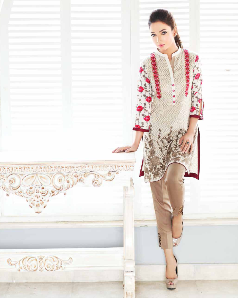 Charizma Belle Embroidered Viscose Collection Vol-2 – BL-22 - YourLibaas  - 1