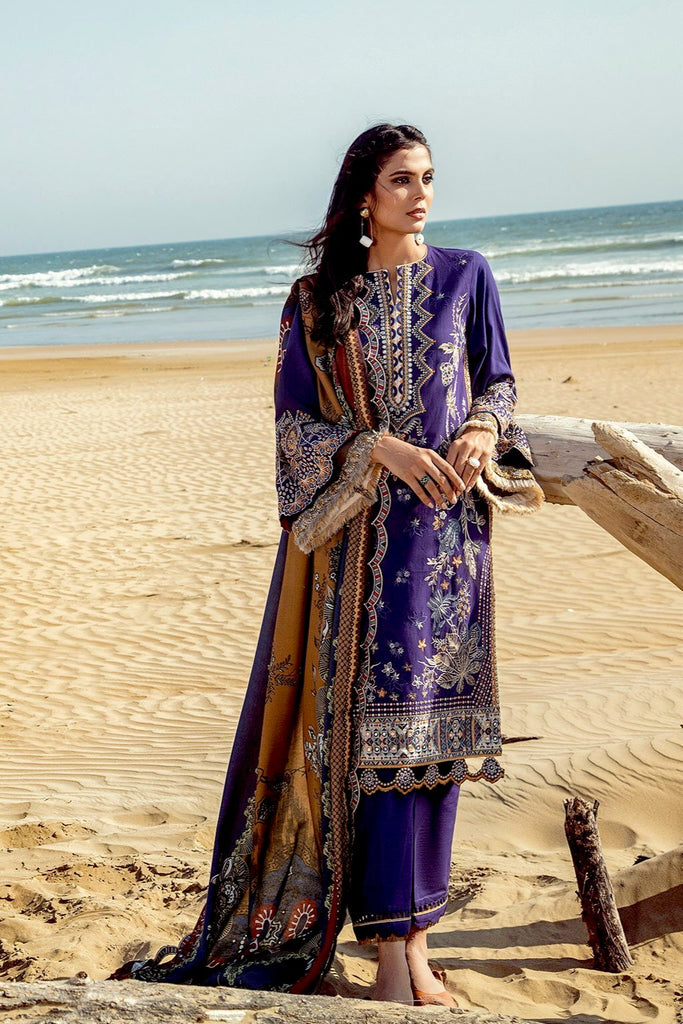 Baroque Khaddar Winter Collection – TYRIAN