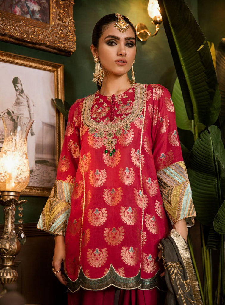 Cross Stitch Royal Secrets Jaquard Collection 2019 – Chand Bagh A
