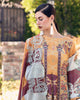 Charizma Spring/Summer Karandi Lawn Collection Vol-1 – Orange CK-19-08