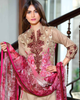 Charizma Embroidered Swiss Range Vol-3 – CSR-18 - YourLibaas  - 3