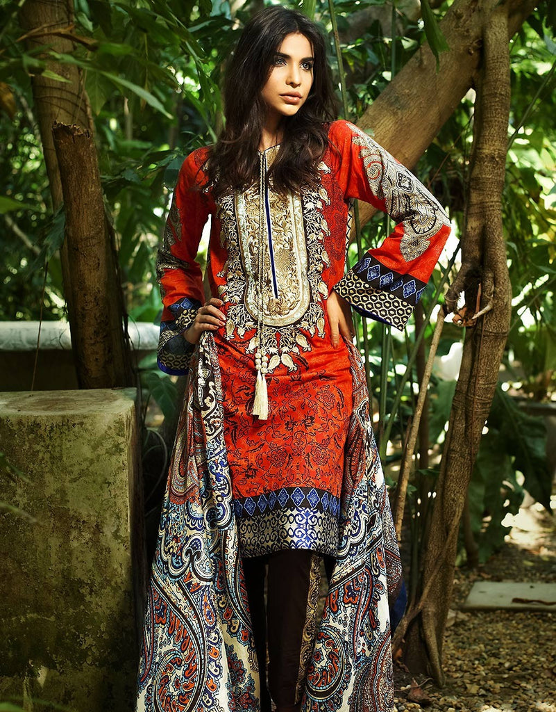 02A - Kamal Lawn By AFH - YourLibaas  - 1