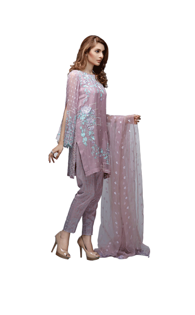 AUJ Luxury Formals – Design 1 - YourLibaas  - 1