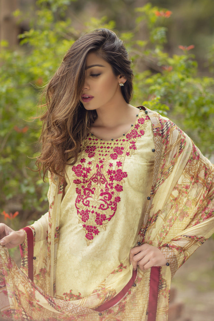 Noor by Saadia Asad - Spring/Summer Lawn Collection – Auric Carcass
