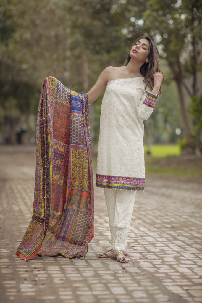 Noor by Saadia Asad - Spring/Summer Lawn Collection – Ash Craft