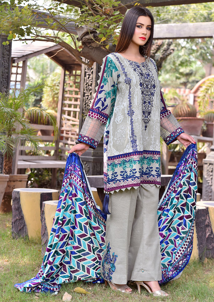 Emaan Eshaal Plachi Khadder Winter Collection – 1A