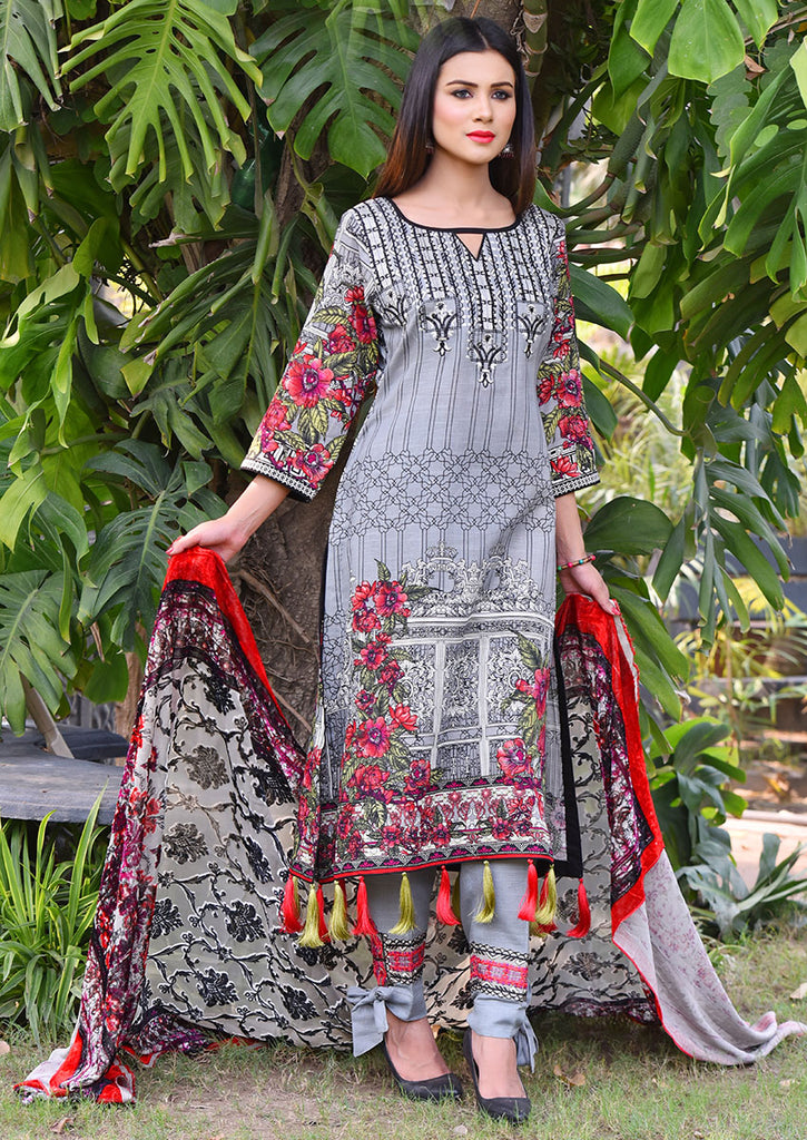 Emaan Eshaal Plachi Khadder Winter Collection – 2B