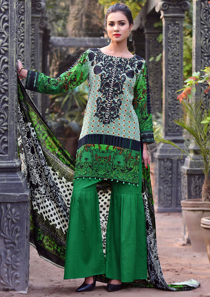Emaan Eshaal Plachi Khadder Winter Collection – 5B