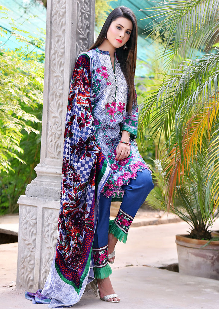 Emaan Eshaal Plachi Khadder Winter Collection – 6A