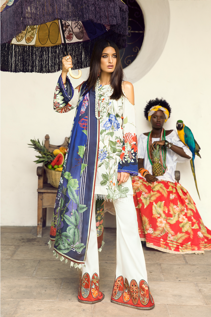 Élan Luxury Lawn 2018 – EL-10 A (Emiliano)