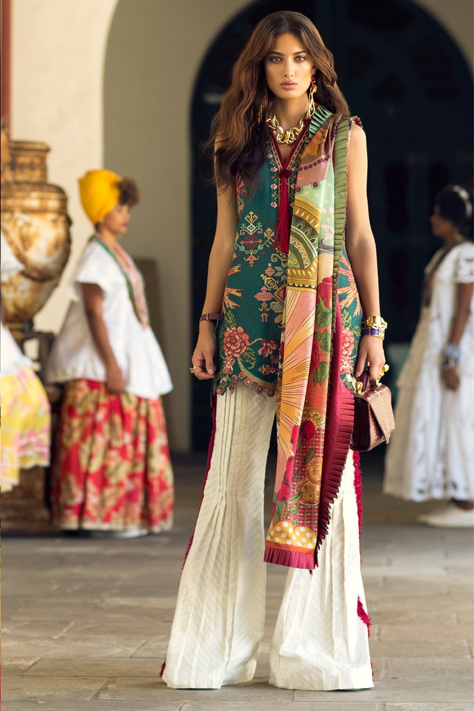 Élan Luxury Lawn 2018 – EL-14 A (Ipanema)