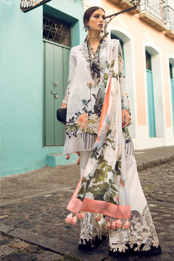 Élan Luxury Lawn 2018 – EL-15 A (Catarina)