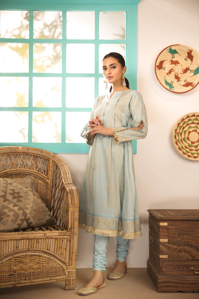 Sapphire Naqsh Dar Lawn Eid Collection Vol-V – Folk Magic B