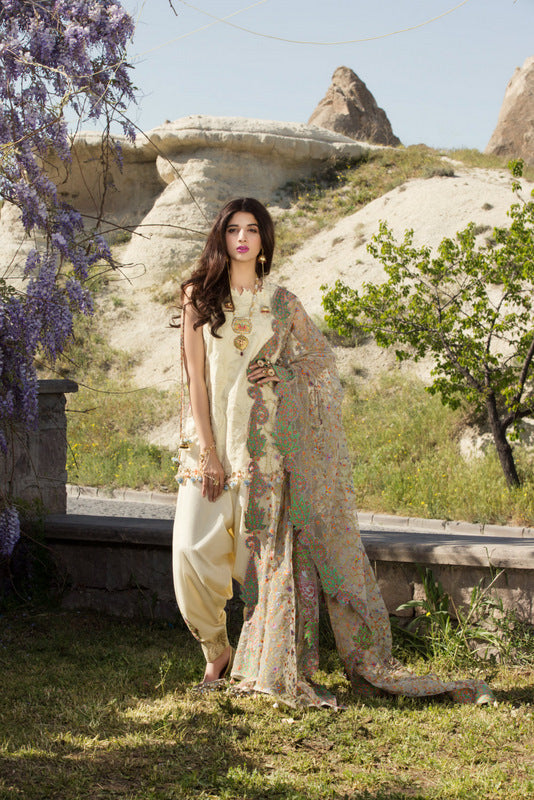 Noor by Saadia Asad Festive Eid Collection 2018 – D8 Arikam