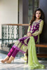 Iznik Luxury Chiffon Collection 2016 – Violet IZK02 - YourLibaas  - 2