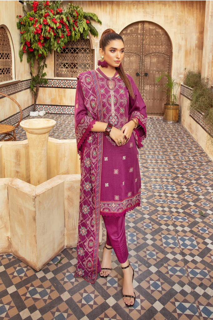 Khoobseerat by Shaista Winter Collection Vol-3 – DN-347