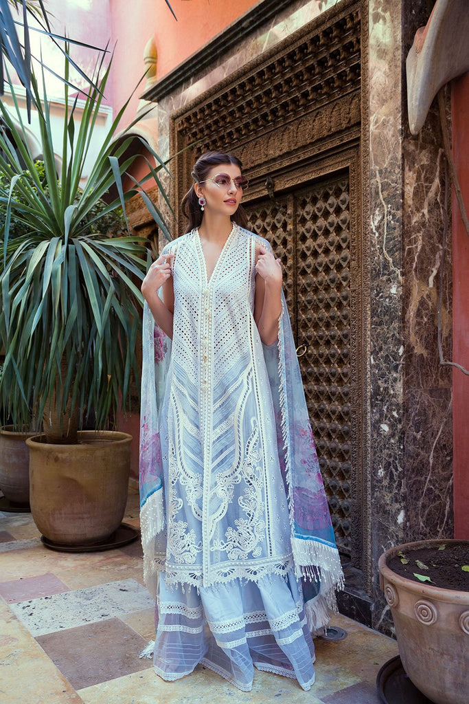 Sobia Nazir Luxury Lawn Collection 2020 – 8A