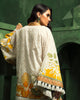 Zaha by Khadijah Shah – 3pc Lawn Collection – Lili (ZL-11B)