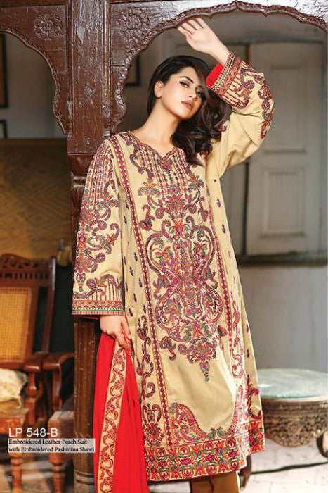 Charizma Nation Gold Winter Collection - LP548B - YourLibaas  - 1