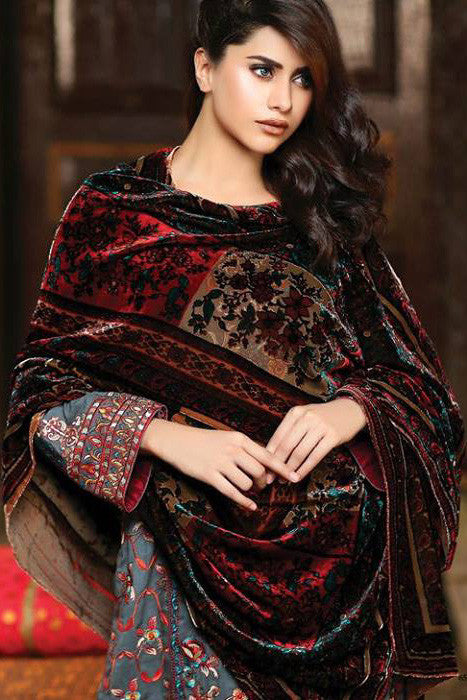 Charizma Nation Gold Winter Collection - LP552B - YourLibaas  - 1
