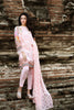 Gul Ahmed Summer 2017 - Peach 3 PC Premium Embroidered Chiffon Dress PM-149