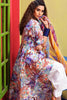 Gul Ahmed Summer 2017 - Off White 3 PC Soya Silk Dress 3 PC SY-08