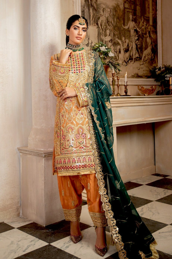 Mashq Formal Collection 2020 – JOBAN (MY-03)