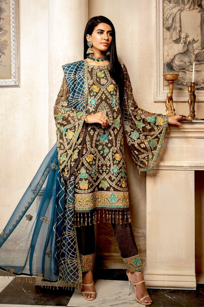Mashq Formal Collection 2020 – SUROOR (MY-10)