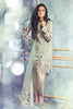 Rungrez Czarina - Surreal Luster Chiffon & Silk Collection – Northern Lights - YourLibaas  - 1