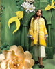 Zaha by Khadijah Shah – 1pc Lawn Collection – Olympe (ZL-01B)