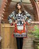 Charizma Plush Embroidered Kurti Fall/Winter Vol 1 – PK03 - YourLibaas  - 3