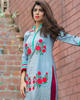 Charizma Plush Embroidered Kurti Fall/Winter Vol 1 – PK06 - YourLibaas  - 1