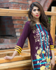 Charizma Plush Embroidered Kurti Fall/Winter Vol 1 – PK08 - YourLibaas  - 1