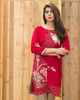 Charizma Plush Embroidered Kurti Fall/Winter Vol 1 – PK12 - YourLibaas  - 1