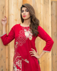 Charizma Plush Embroidered Kurti Fall/Winter Vol 1 – PK12 - YourLibaas  - 2