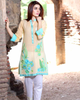 Charizma Embroidered Plush Kurtis Vol 2 – PK-68 - YourLibaas  - 3