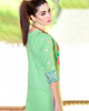 Charizma Embroidered Plush Kurtis Vol 2 – PK-70 - YourLibaas  - 2