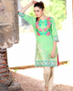 Charizma Embroidered Plush Kurtis Vol 2 – PK-70 - YourLibaas  - 3