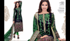 Gul Ahmed Green Premium Embroidered Chiffon PM-124 - YourLibaas  - 4