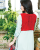 Charizma Reem Winter Collection – Red Canvas RM-05 - YourLibaas  - 2