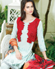 Charizma Reem Winter Collection – Red Canvas RM-05 - YourLibaas  - 3