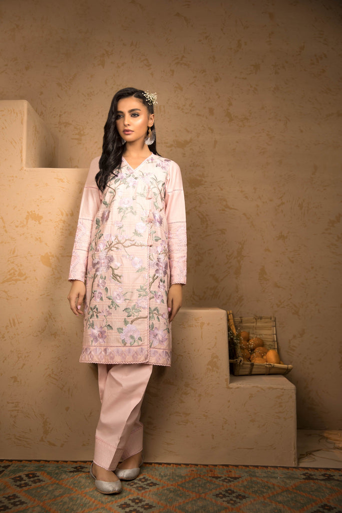 Sapphire Naqsh Dar Lawn Eid Collection Vol-V – Rosa A