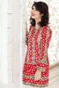 Gul Ahmed Summer 2017 - Red 1 PC Printed Lawn Single SL-123 A