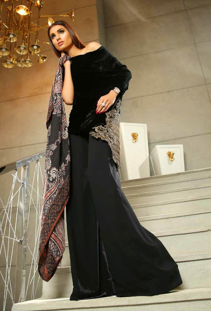Sobia Nazir Silk Collection - SN08 - YourLibaas