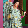 Gul Ahmed Summer 2017 - Light Green 3 PC Soya Silk Dress SY-13