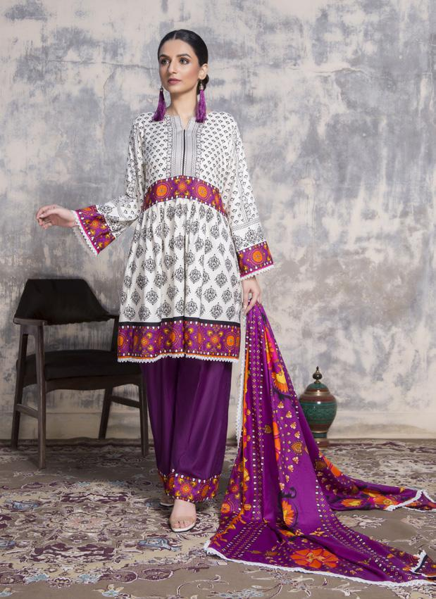 Sahil Printed Linen Collection Vol-2 – ZS-12