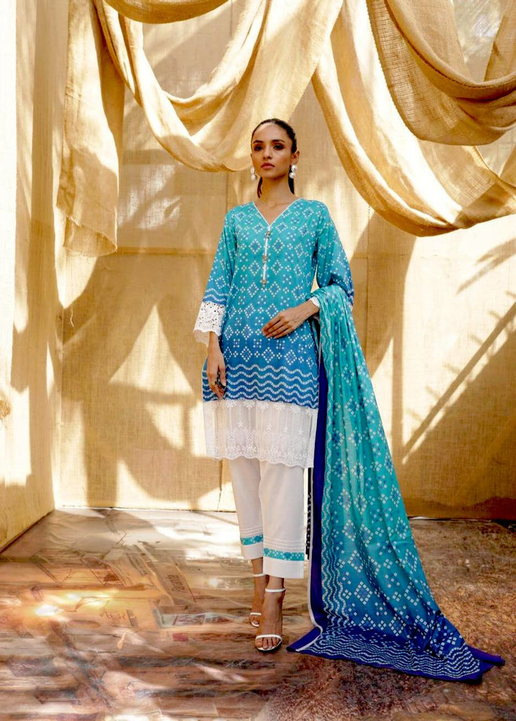 Sahil Printed Lawn Collection Vol-4 – ZS-05